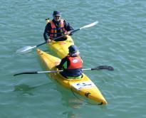 Ação de formação de canoagem, Peniche